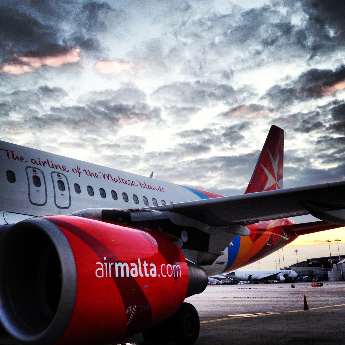 Airplane Awesomeness: Air Malta