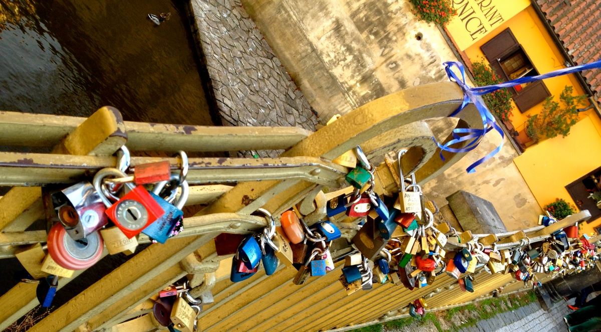 Love Locks: Prague