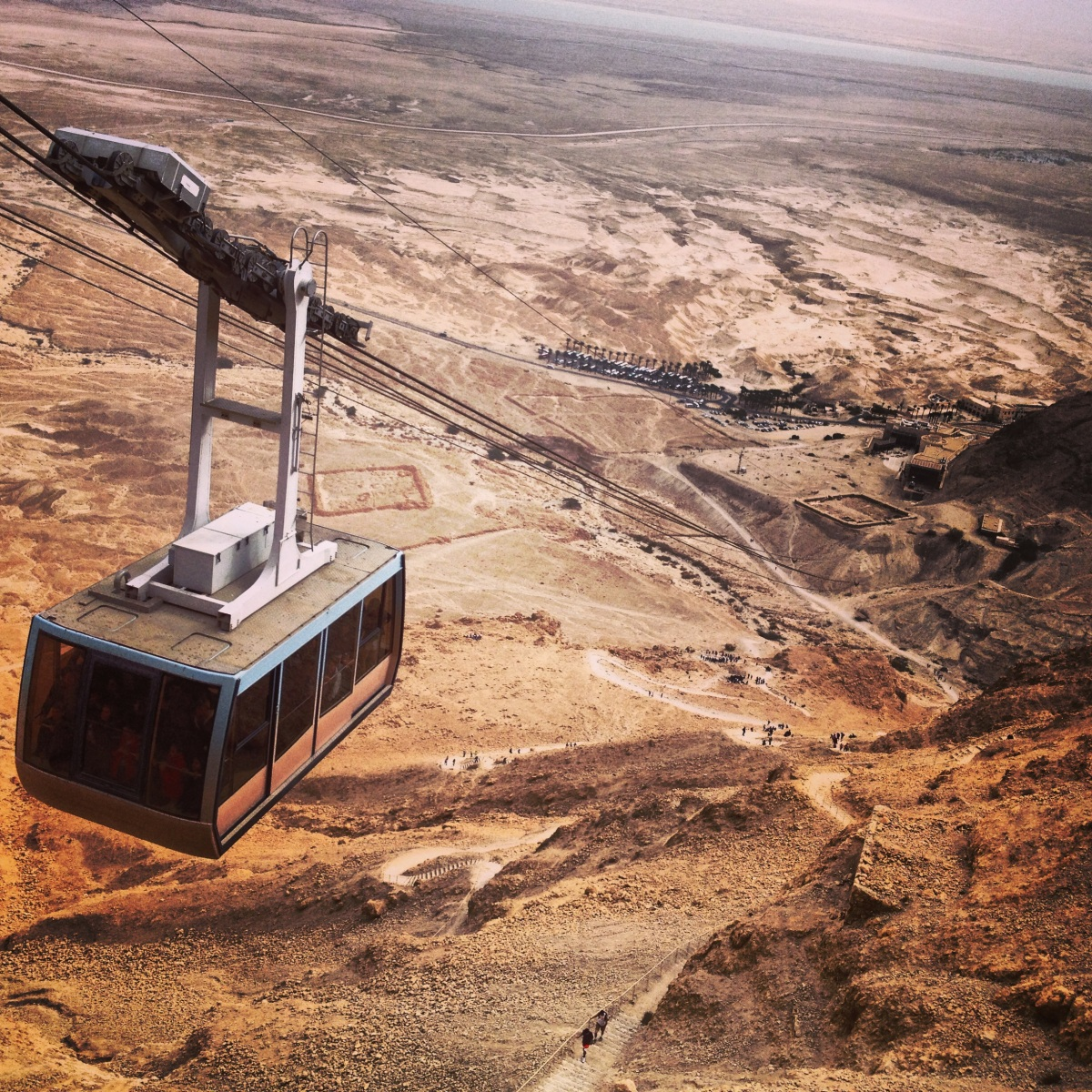 Destination: Masada, Israel